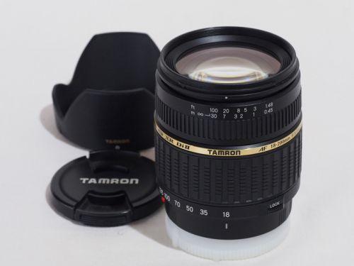 18-200mm F/3.5-6.3 XR Di II ソニー用【中古】(L:034)