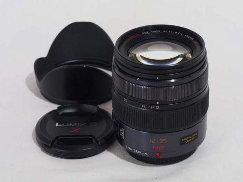 LUMIX G X VARIO 12-35mm/F2.8【中古】(L:859)