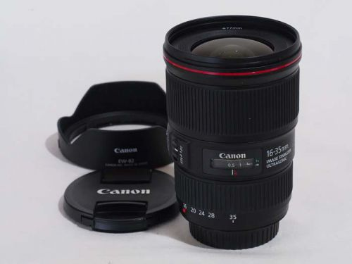 EF16-35mm F4L IS USM【中古】(L:171)