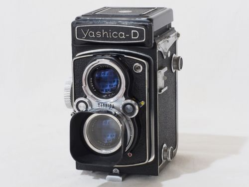 Yasica-D 【中古】
