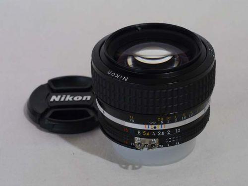 Ai-S 50mm/F1.2【中古】(L:567)