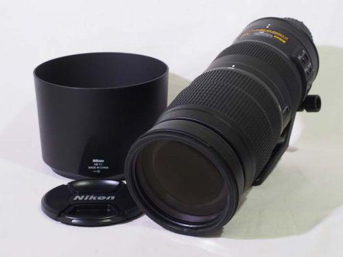 AF-S 200-500mmf/5.6E ED VR【中古】(L:411)