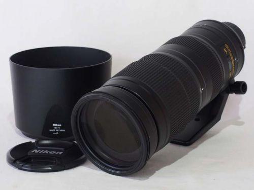 AF-S 200-500/5.6E ED VR【中古】(L:141)