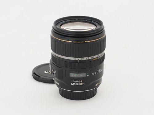 EF-S17-85mm F4-5.6 IS USM 【中古】
