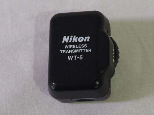 WT-5 ワイヤレストランスミッター【中古】(B:525)