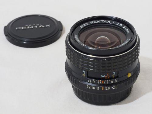 SMC-P A 24mmF2.8  【中古】