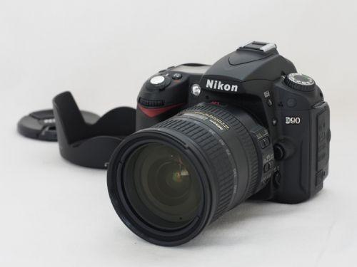 D90 DX VR18-200mmレンズセット 【中古】★デジタル一眼入門にオススメ★