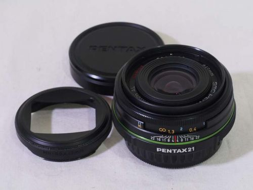 DA21mm/F3.2AL Limited【中古】(L:136)