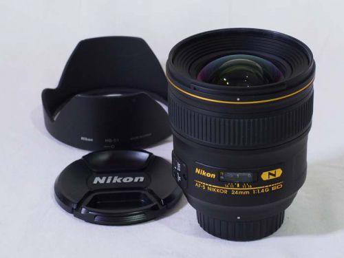 AF-S NIKKOR 24mmF1.4G ED 【中古】(L:970)