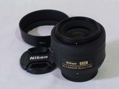 AF-S DX  35mm f/1.8G 【中古】(L:759)