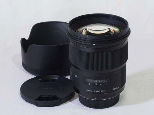 Art 50mm F1.4 DG HSM ニコン用【中古】(L:081)