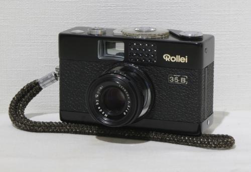 ローライ35B (トリオター40mmF3.5) 【中古】