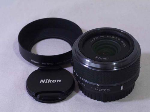 1 NIKKOR 11-27.5mm f/3.5-5.6【中古】(L:325)
