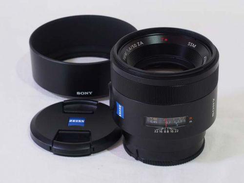 PlanarT*50mmF1.4 ZA SSM [SAL50F14Z]【中古】(L:323)