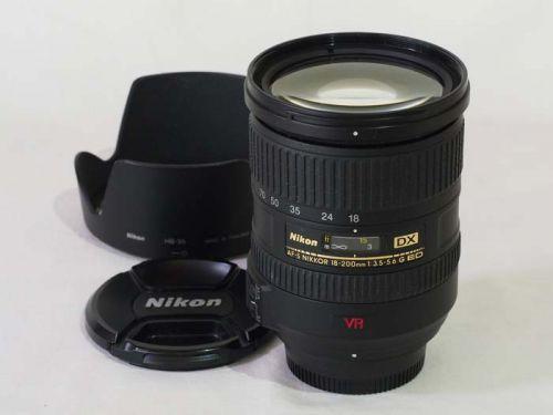 AF-S DX VR 18-200mmF3.5-5.6G ED 【中古】(L:192)