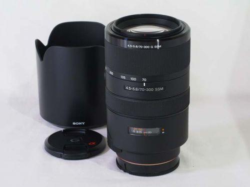 70-300mmF4.5-5.6G SSM 【中古】(L:048)