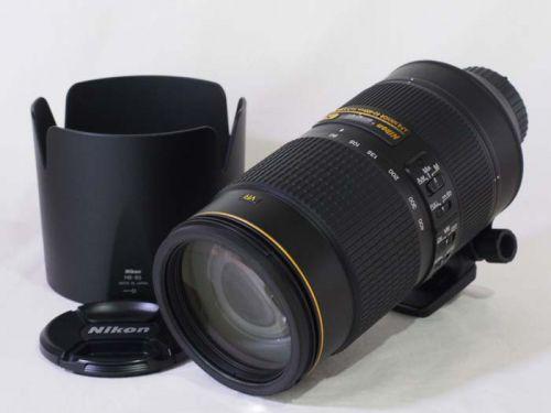 AF-S 80-400mmmF4.5-5.6G ED VR 【中古】(L:216)