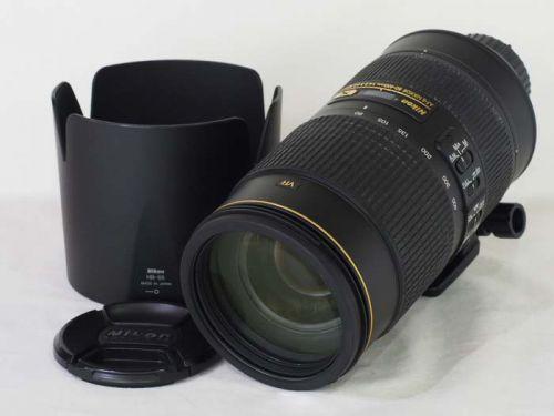 AF-S 80-400mmF4.5-5.6G ED VR 【中古】(L:653)