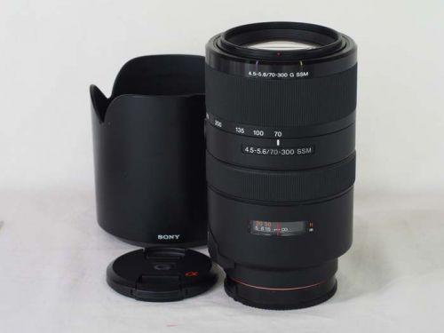 70-300mm F4.5-5.6 G SSM(SAL70300G)【中古】(L:252)