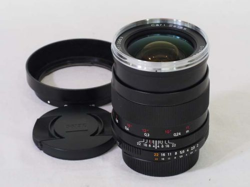CarlZeiss DistagonT*28mmF2 ZF.2 【中古】(L:663)