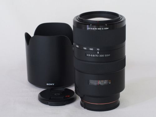 70-300mm F4.5-5.6 G SSM【中古】(L:468)