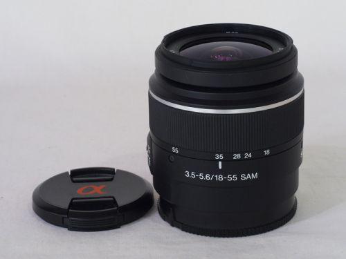 DT 18-55mm F3.5-5.6 SAM【中古】(L:511)