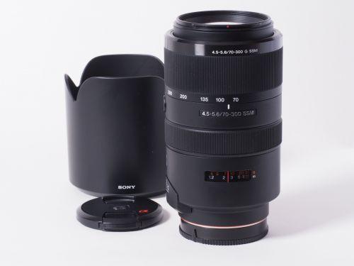 70-300mm F4.5-5.6 G SSM【中古】(L:902)