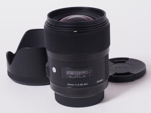 A 35mm F1.4 DG HSM ソニー用【中古】(L:733)