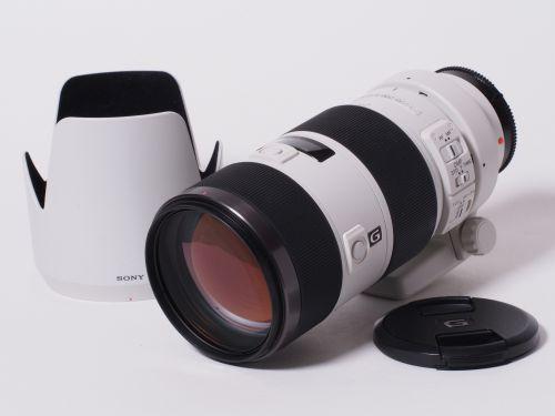 70-200mmF2.8 G SSM II [SAL70200G2]【中古】(L:660)