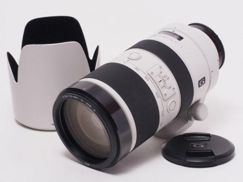 70-400mmF4-5.6G SSM II(SAL70400G2) 【中古】(L:811)