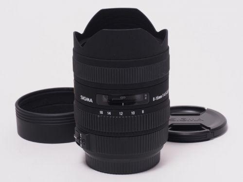 8-16mm F4.5-5.6 DC HSM ソニー用【中古】(L:477)