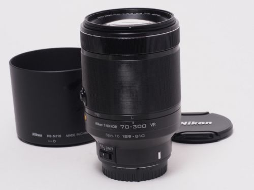 1Nikkor VR 70-300mmF4.5-5.6 【中古】(L:080)