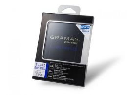 GRAMAS(グラマス)Extra Glass DCG-OP01(オリンパス E-M1 MKII用)