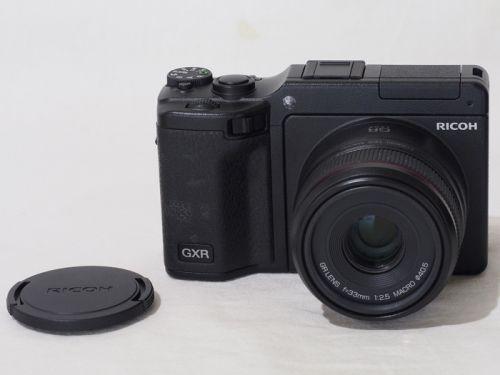 GXR + A12 50mmF2.5マクロ 【中古】